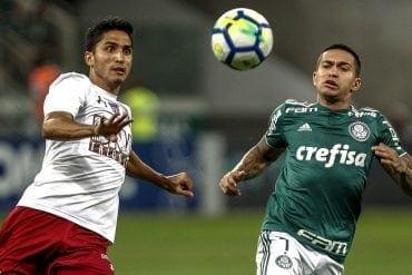 Prognóstico Palmeiras vs Fluminense