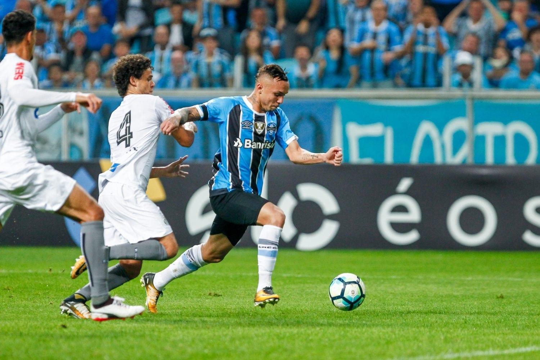 Prognóstico Santos x Grêmio