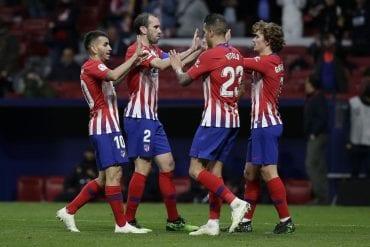 Atlético Madrid x Bayer Leverkusen