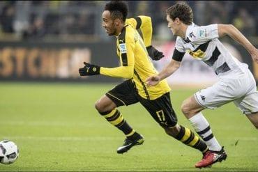 Borussia Dortmund x Borussia M'gladbach