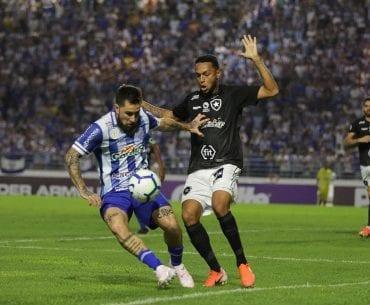 Botafogo vs CSA