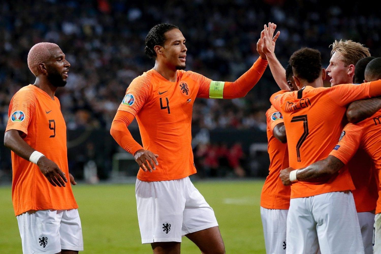 Holanda x Irlanda do Norte
