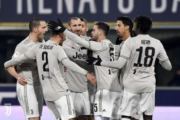 Juventus x Bologna