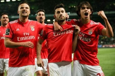 Prognóstico Benfica x Lyon
