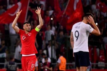 Turquia vs Albânia