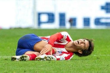 lesão de Félix