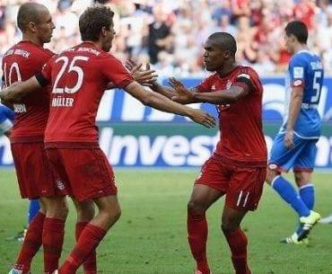 Prognóstico Olympiakos x Bayern de Munique