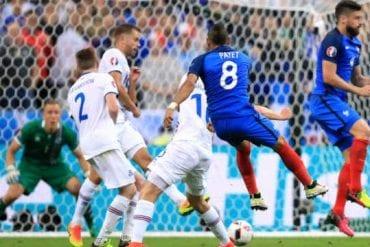 Prognóstico Islândia x França