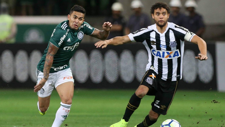 Prognóstico Santos x Palmeiras e Palpite Grátis