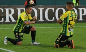Aldosivi x Independiente
