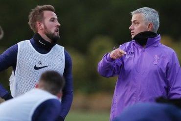 Estreia de Jose Mourinho