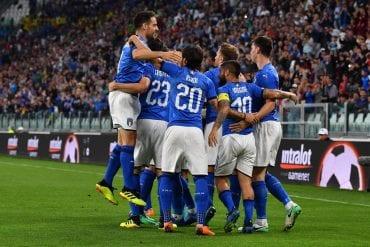 Itália x Armenia