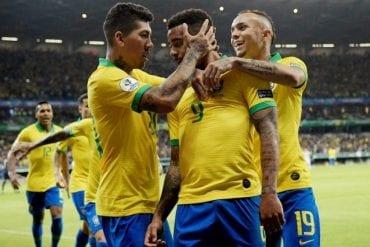 Prognóstico Brasil x Argentina