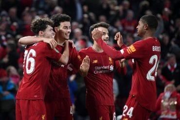 Prognóstico Liverpool x Southampton