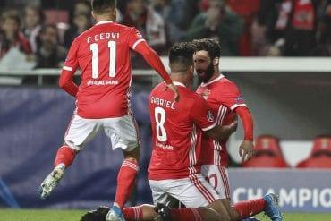 Prognóstico Lyon x Benfica