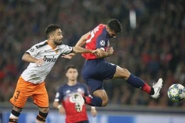 Prognóstico Valencia x Lille