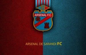 Arsenal Sarandi x Lanus