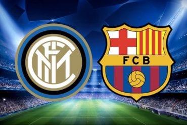 Inter Milão vs Barcelona