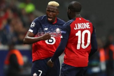 Palpite Lille x Lyon
