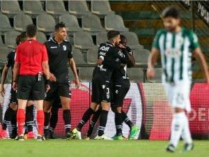 Palpite Vitória SC x Sporting