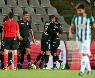 Vitória de Setúbal vs Vitória De Guimarães