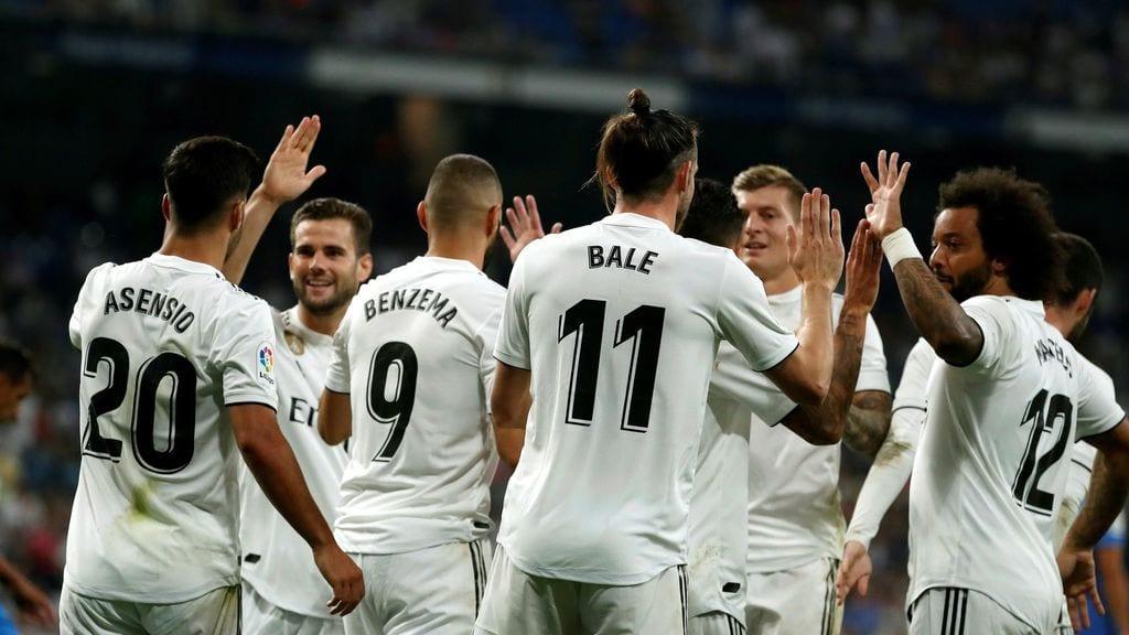 Palpite Real Madrid x Eibar
