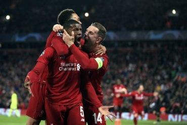 Prognóstico Liverpool x Bournemouth