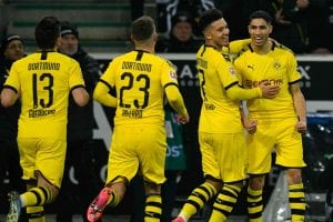 Palpite Paderborn x Borussia Dortmund