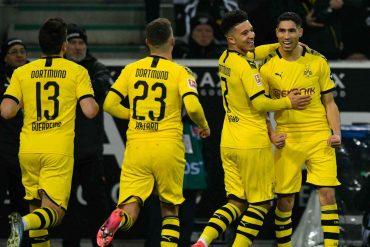 Prognóstico Paderborn 07 x Borussia Dortmund