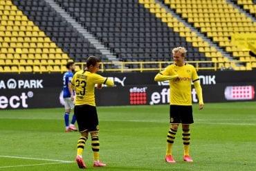 Palpite Paderborn x Dortmund