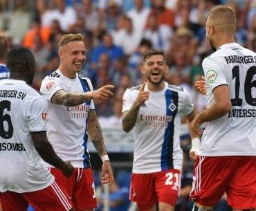 Palpite Hamburger SV x Wehen
