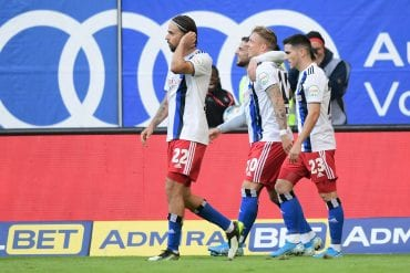 Palpite Dresden x Hamburger SV