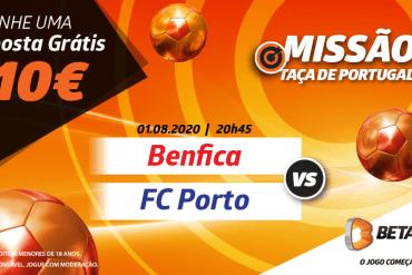 Benfica - FC Porto Missão