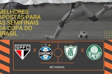 Apostas na Copa do Brasil