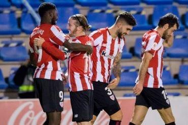 Somente uma equipe de fora da elite do futebol espanhol conseguiu vencer nas oitavas de final da Copa do Rei e segue na competição.
