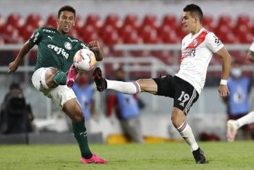 Palmeiras vs River Plate Copa Libertadores