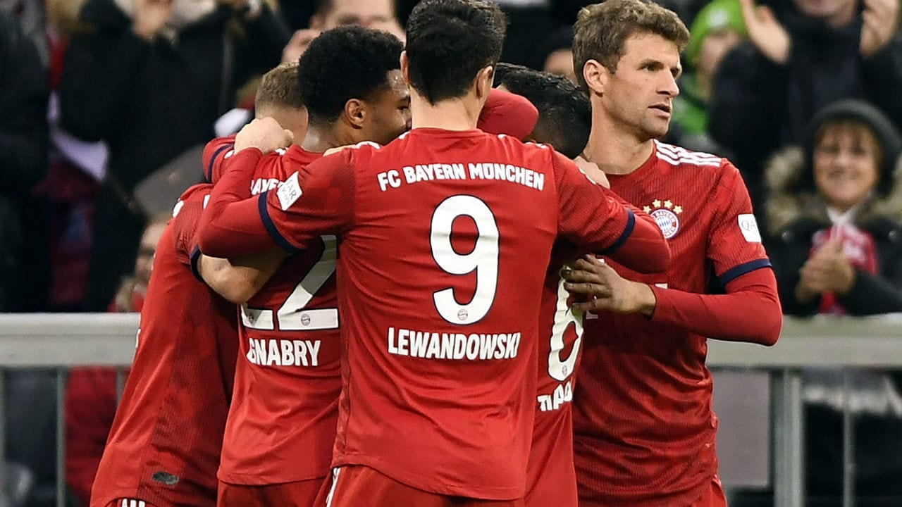 Bayern de Munique vs Al-Ahly