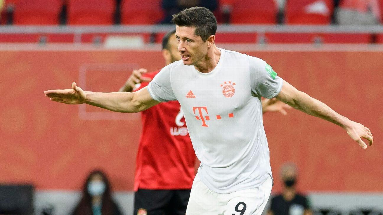 Bayern vence Al-Ahly
