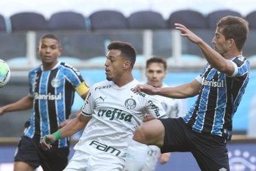 Grêmio vs Palmeiras