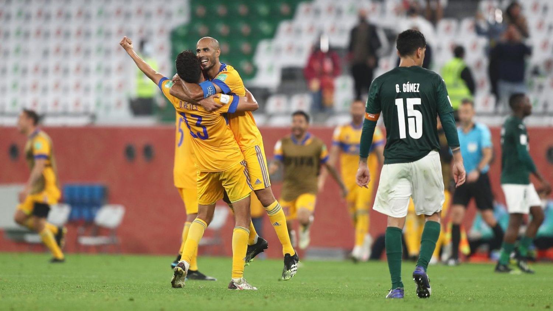 primeiro time da CONCACAF na final do Mundial