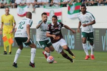 Palmeiras vs Ferroviária