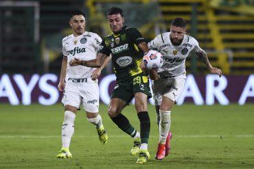 Palmeiras vs Defensa y Justicia