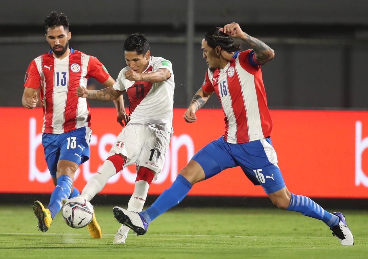 Peru vs Paraguai