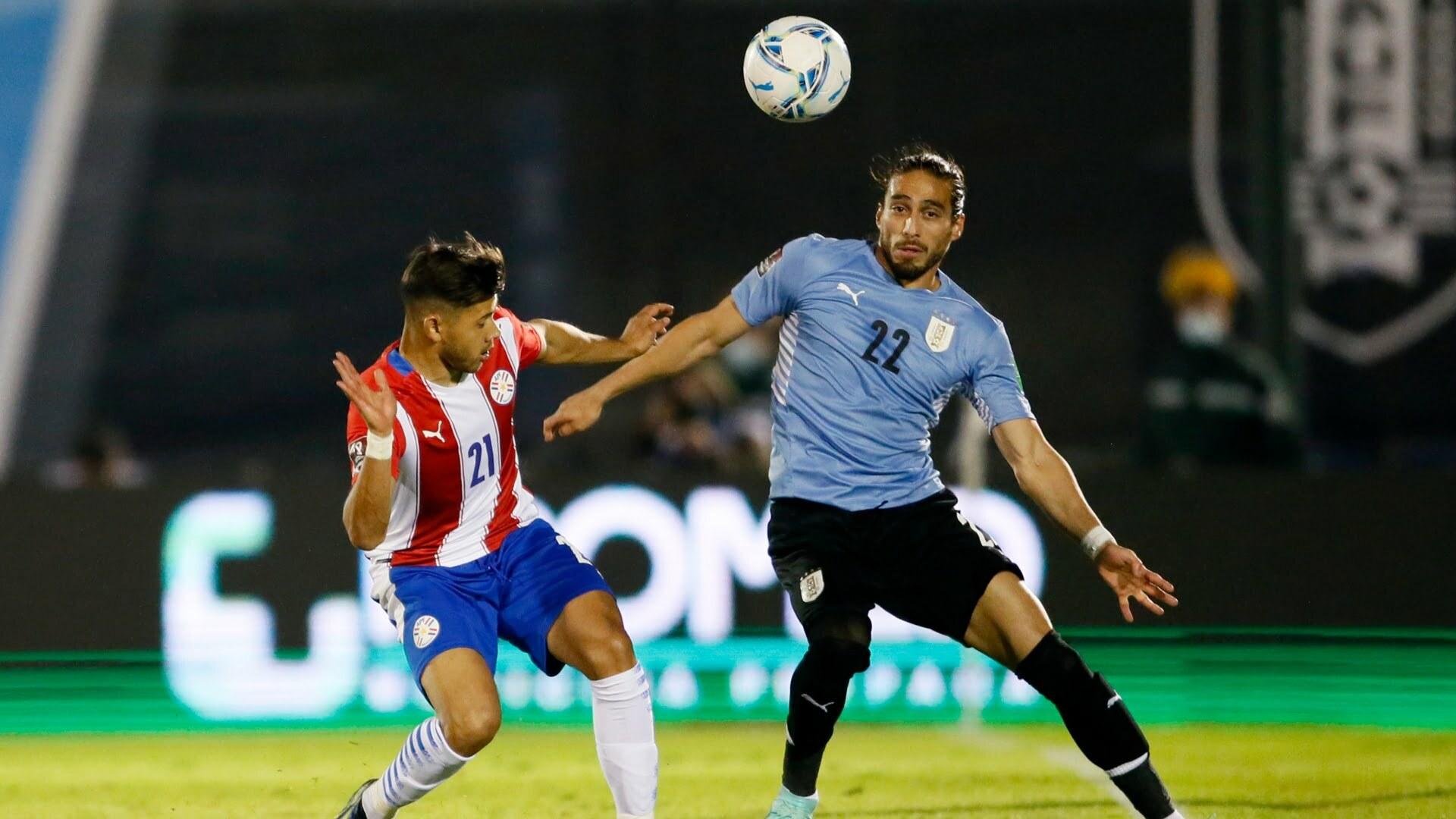 Uruguai vs Paraguai