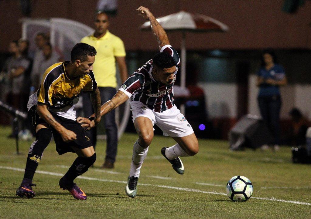 Criciúma vs Fluminense