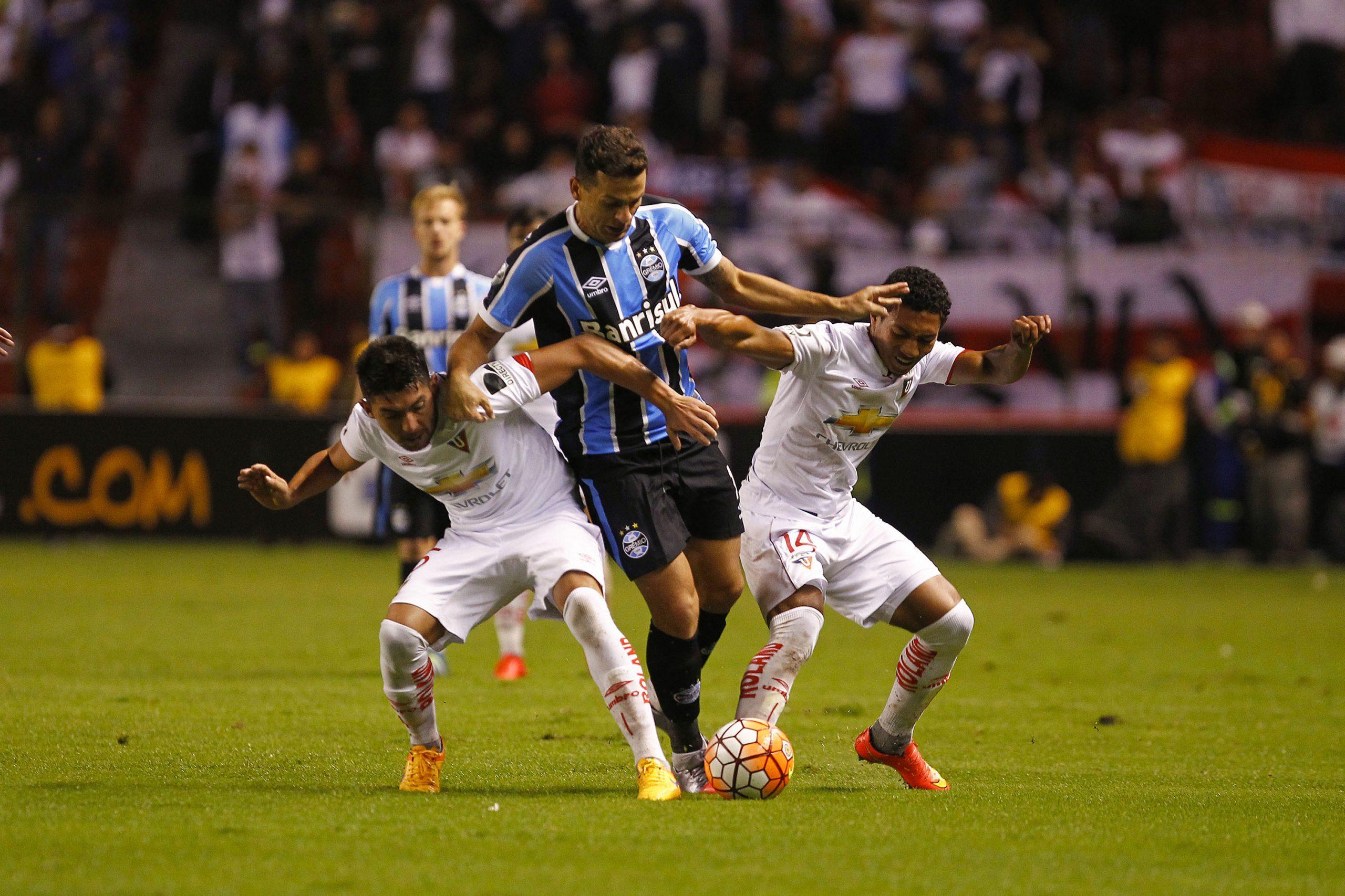 LDU Quito vs Grêmio