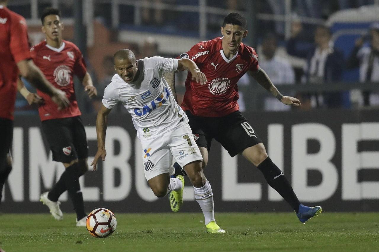 Santos vs Independiente