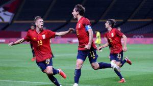 Espanha nos jogos olímpicos