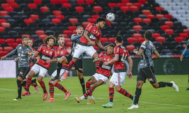 ABC vs Flamengo