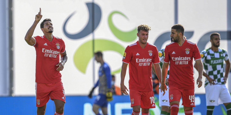 Benfica estreia